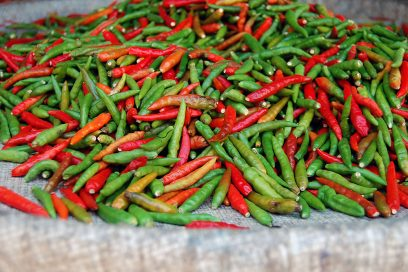 Could Eating Spicy Food Help You Live Longer?
