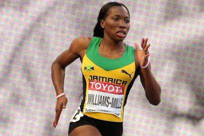 Novlene Williams-Mills
